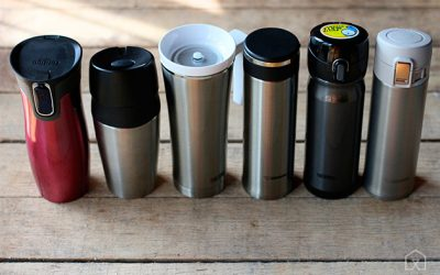 Coffee shops & Travel mugs