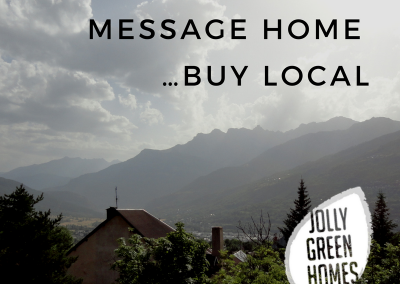 drive the message buy local